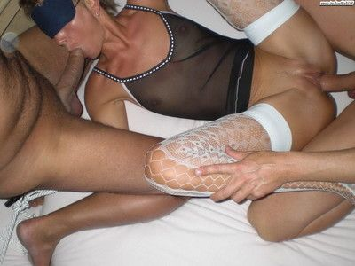 Real mommys and wives from around getting fucked