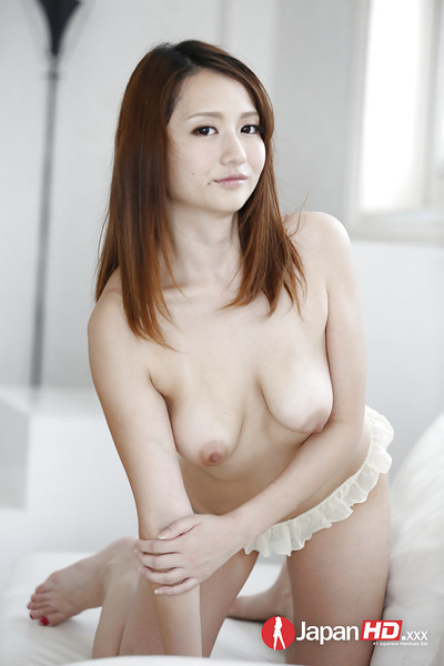 Japanese hottie Reon Otawa unleashing unblemished all regular woman passports and beaver