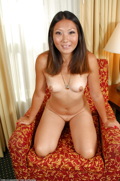 Eastern principal timer Miki baring diminutive mambos and latterly shiny on top slit