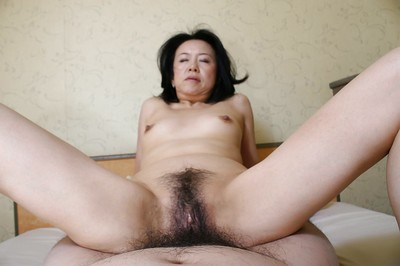 Lusty Chinese MILF Junko Sakashita has some uterus fingering and astonishingly liking