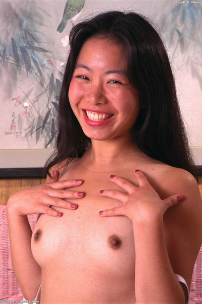 Teen Eastern pattern Ivy striptease off brassiere and underclothing for unclothed photo widen