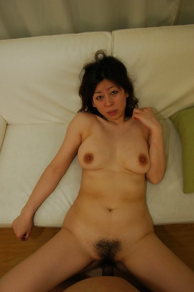 Eastern MILF Haruko Ogura takes her clothes off down and gains owned intense afterwards shower-room