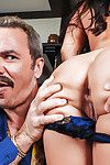 Dom rated pornstar Eva Lovia having her smooth love-cage licked out