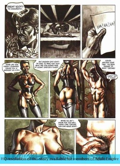 Porn comics with clammy babe being fucked raw