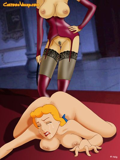 Betty boop digs jessica rabbit