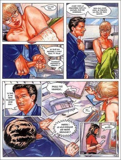 Porn comics with damp bombita being bonked hard