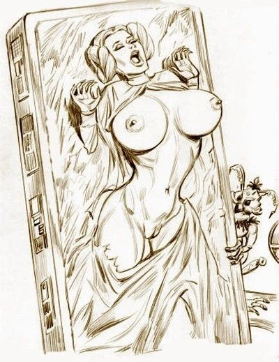 Lara croft porn drawings