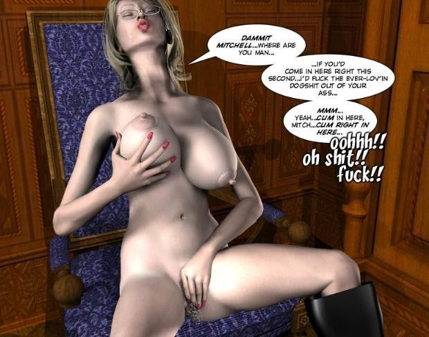 супергероиня порно комиксы