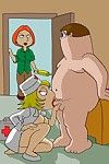 Family Guy : Lois Griffin copulates with other characters
