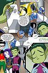 Teen Titans - Mind Control Beast Boi or Mating season