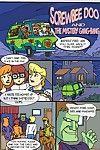 Scooby-Doo Porn Comics - all heroes in xxx action