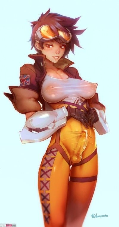 Dickgirls overwatch obsession
