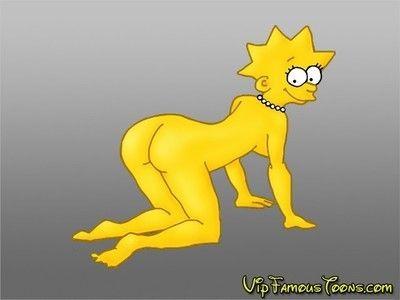 Lisa simpson hardcore sexual act