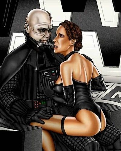 Star wars porn animated films