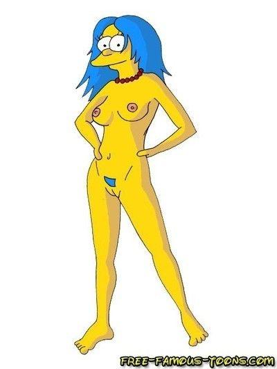Marge simpson hardcore banging