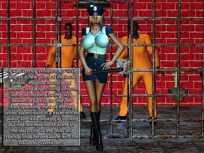 Fuckfest with prisoners - part 597