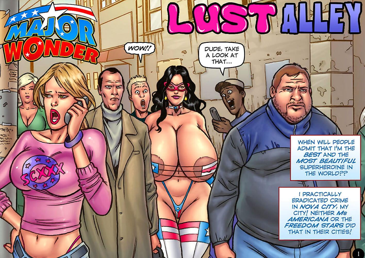 Immense Fame - Lust Alley - part 8
