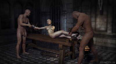 The inquisition part 6 scene 1 - part 300