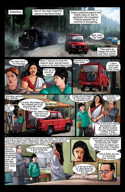 Honeymoon In Darjeeling 1 - part 2