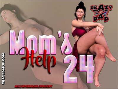 Crazydad- Mom's assist 24