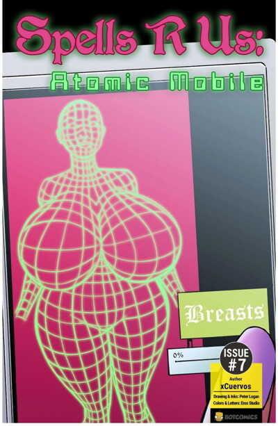 Bot- Spells R Us – Atomic Mobile Issue 7