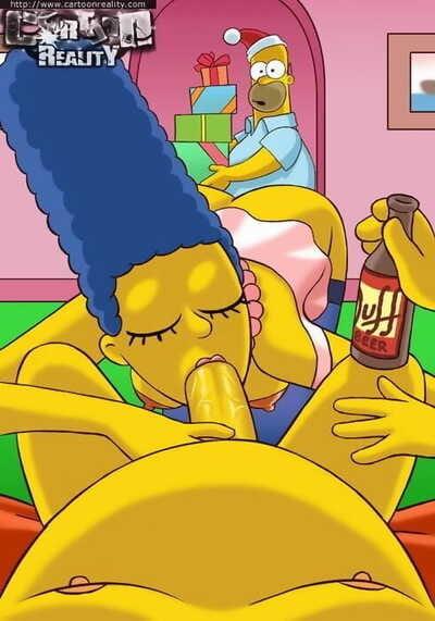 Simpsons try hardcore - snow white is a slut - part 363