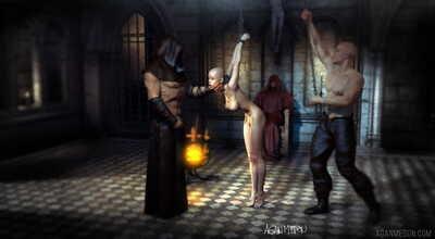The inquisition part 2 - part 303