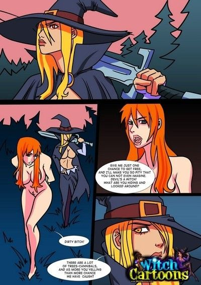 Witch punishes a untamed stacked chicito