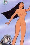 Pocahontas porn cartoons