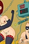 Hot bdsm animated film characteres everywhere