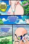 Revenge of Nappa- Dragon Prom