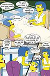 Learning with Mom- Get under one\'s Simpsons