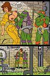 [Akabur] Along to Floosie Outsider Channel Six (Teenage Mutant Ninja Turtles)