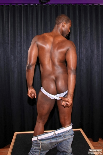 JP Richards is the coolest DJ at the hottest all guy strip club in town.  Audition for the week have come down to two individuals: Draven Torres and Nubius.  Simultaneously have the moves, the look, and the attitude.  But who will JP choose?!Nubius initia