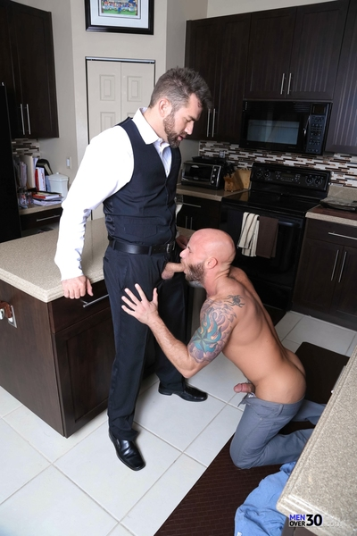 Jake is quarters from work and has surprising news to tell his BF Drake. Subsequently a short conversation about how their day went Jake breaks it down and tells him that he is now Partners at the law tight and is receiving a weighty promotion up the corp