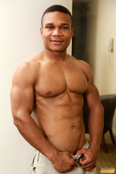 His name says it all. Flex is the 24/7 package: the fabulous smile, the impeccably athletic physique, and of course, the coup d