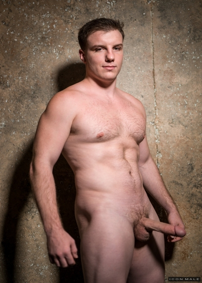 Established gentleman Max Sargent seduces golden-haired stud sub toy Doug Acre with his huge, cock. Giving this little stud sub a mind taking in flavor penis sucking! That guy bends him over and drills the young athlete