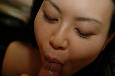 Chinese MILF Sonoko Yoneda gains her curly vagina nailed and creampied
