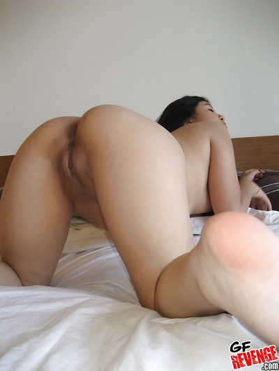 Enjoyable Eastern model takes off her underclothes to play with dick her lust bawdy cleft