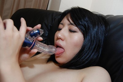 Mai Otsuka coverts to play with dick several times twenty four-seven to reach agonorgasmos