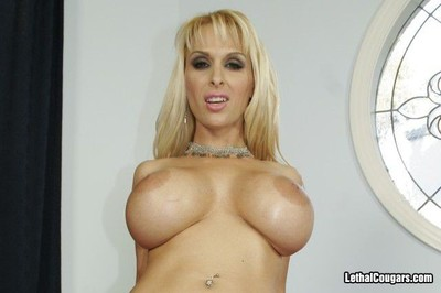 Holly halston is a mad cougar complain