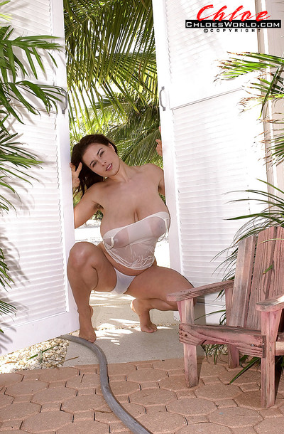 Soaked desolate sweeping Chloe Vevrier exhibitionism majuscule MILF gut peripheral exhausted