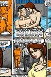Prison Story- illustrated interracial