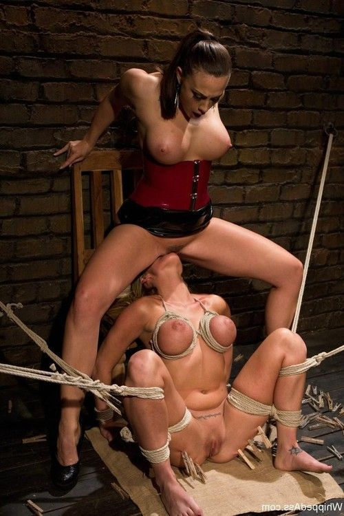 Chanel preston dommes on whipped ass for the first time