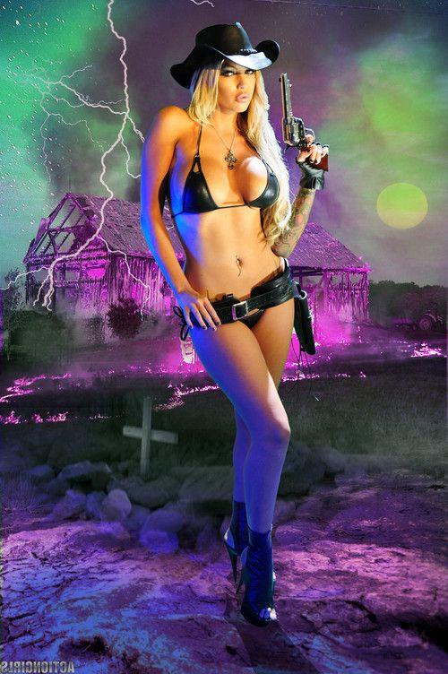 Exclusive megan daniels photos actiongirls.com