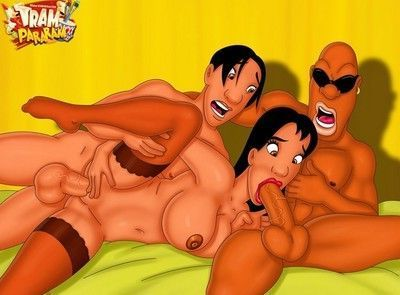 Afternoon toons gone horny