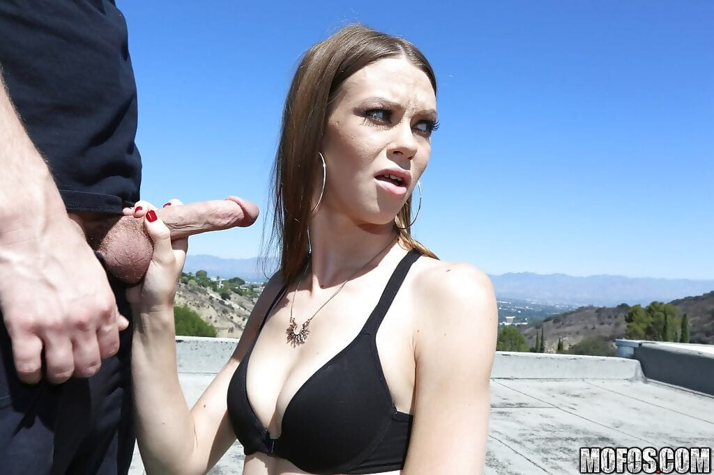 Hardcore anal sex for tattooed chick Alexa Nova after giving blowjob