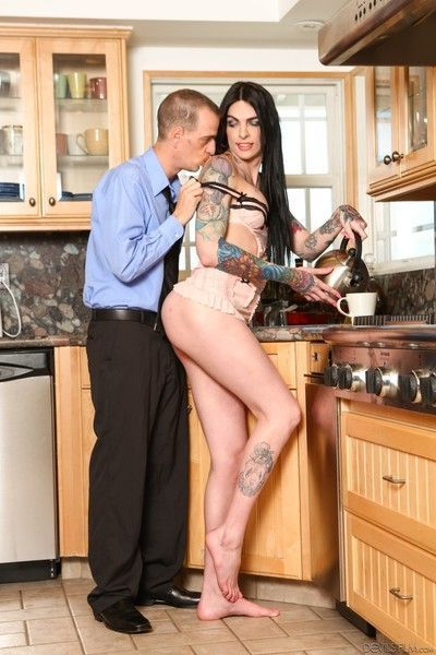 Transsexual girlfriend experience, scene #03