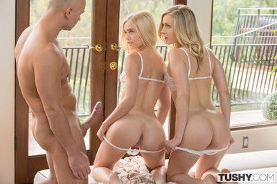Alex grey and karla kush get both asspounded by the same guy