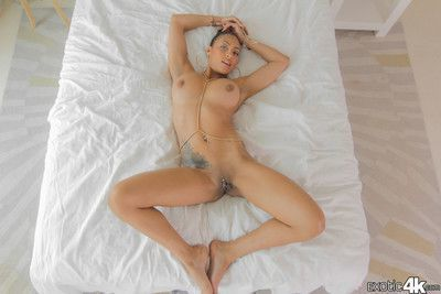 Cherry hilson brings her talents to exotic 4k